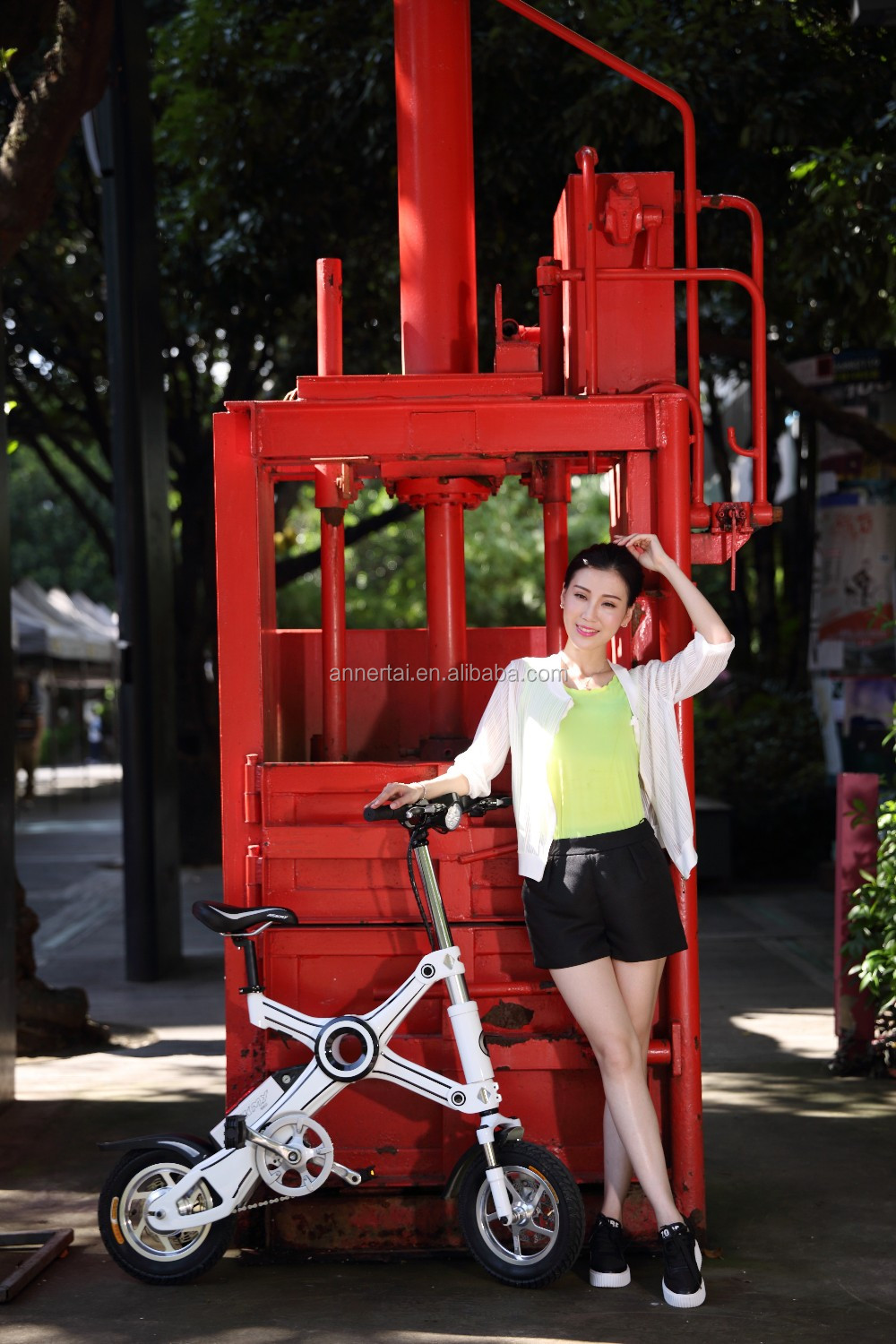 ASKMY X3 electric bicycle / electric assisted bicycle