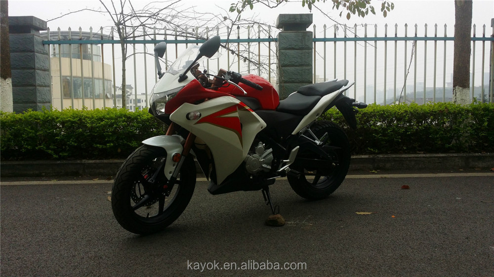 Popular 250cc Moped Motorcycle For Sale KM250-CBR