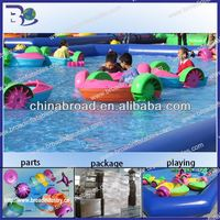 Colorful and durable CE/TUV model dragon boat