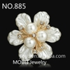 flower decorate Metal Enamel Lapel Pin badge for Club Members