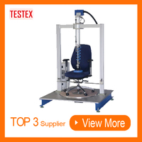 NEN 1812 and BIFMA 5.1 Swivel Test Machine, Swivel Test for Chairs