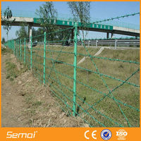 2016 hot sale best price per roll plastic antique barbed wire for Sale