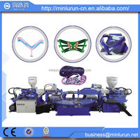 Double color TPR shoe sole making machine