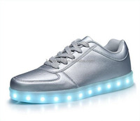2016 New LED Shoes for Adult LED Light flash Shoes