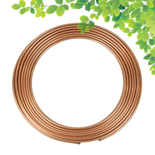Air conditioner ac pancake coil copper pipe