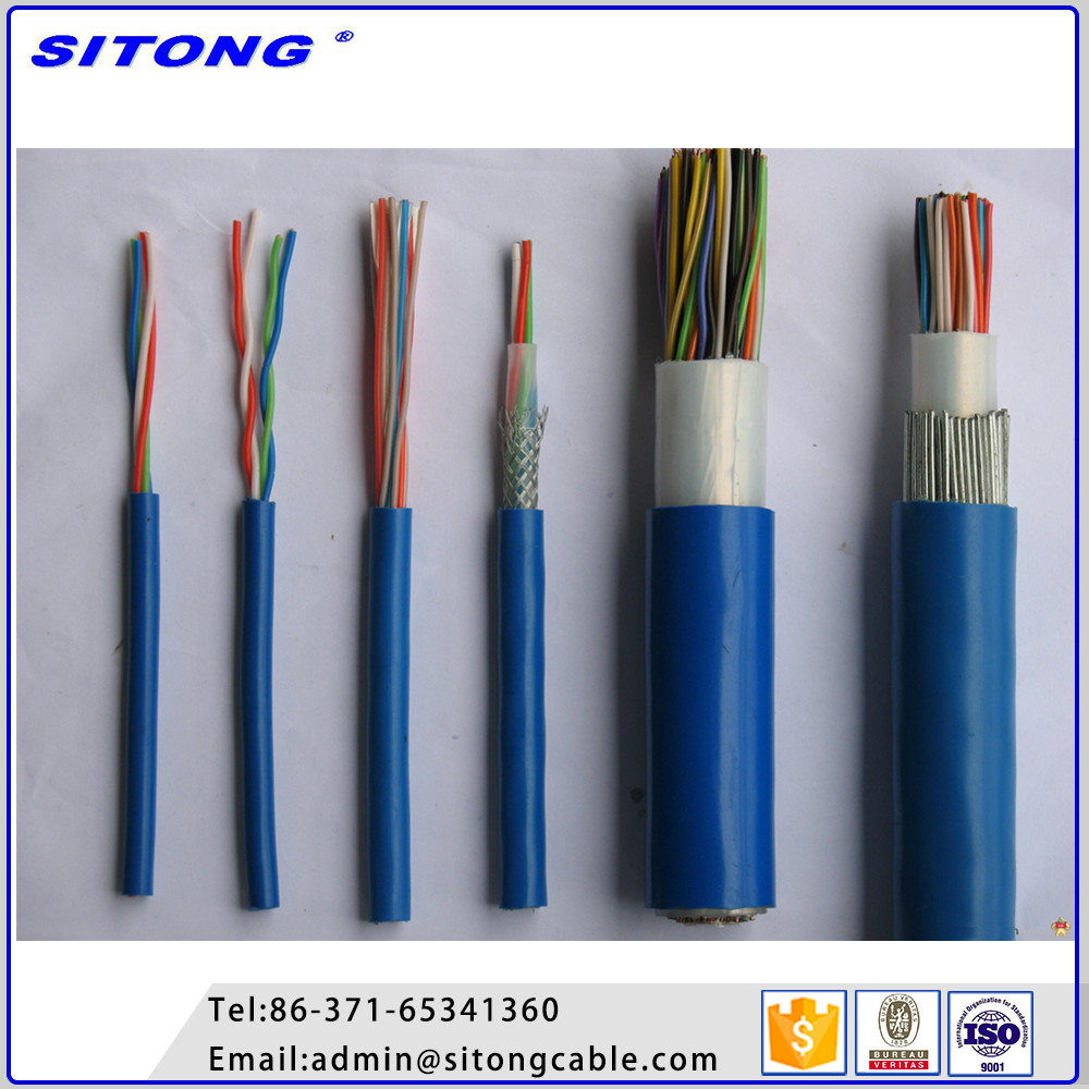 Electric cable wire low voltage cables pvc insulation control cable