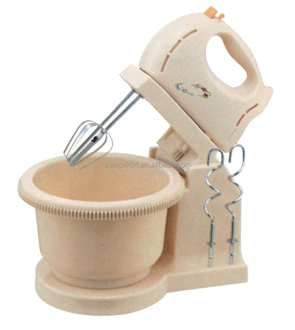kitchen stand mixer/egg mixer with bowl