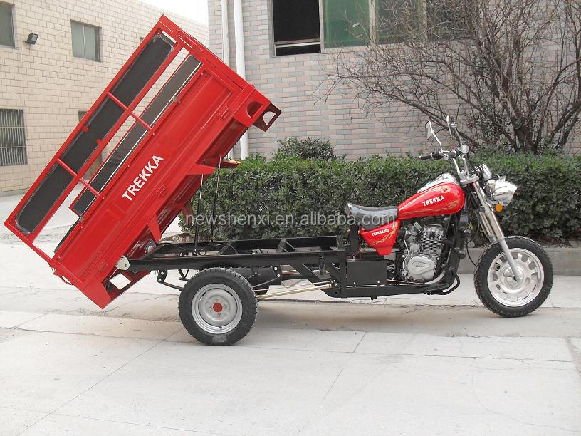 3 Wheel Motor Tricycle with Cargo and Seats for Sales China