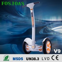 Wholesale Airwheel electric scooter LED handle bar with bluetooth speaking electric self balance scooter