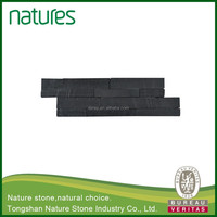 China best price natural black slate cut to size