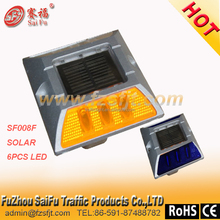 High powered super brightness security led strobe road marker
