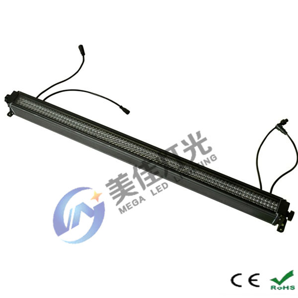 10mm RGB outdoor light waterproof long bar light led in ground wall washer