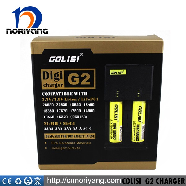 stock Battery Charger Golisi Universal intelligent Digicharger G4 Digicharger G2 L2 L4 in Stock