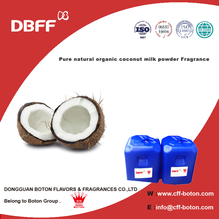 Pure natural organic coconut milk powder Fragrance