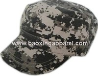 military digital camo army hat baseball cap