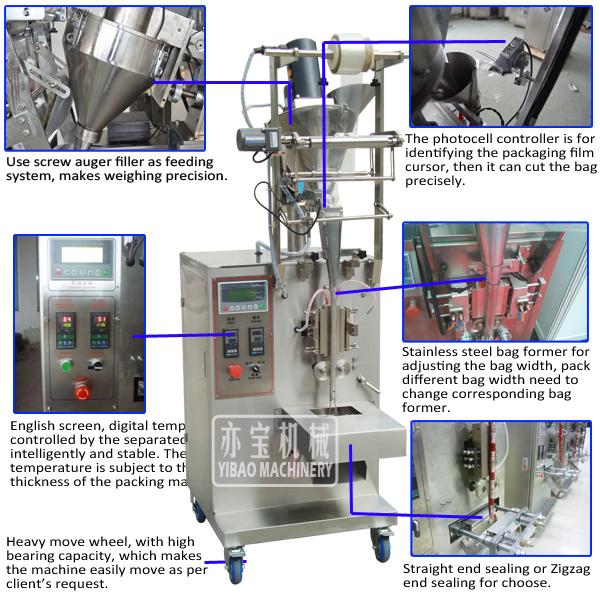 Professional Certificated Wholesale Gari Packing Machine