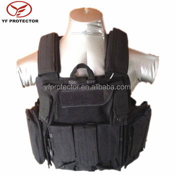 multifunction military tactical vest