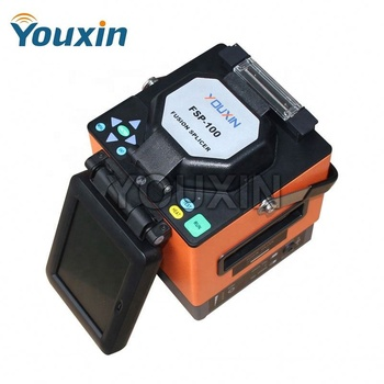 FTTH Fiber Fusion Splicer with Cleaver