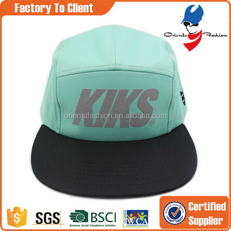 High quality hotsell safety reflective baseball cap