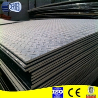 steel plate price per kg steel checkered plate size mild steel chequered plate