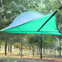 Camping new Tree Tent 2 Person New Connect Hanging Hammock camping hiking outdoor survivor portable mosquitoe hammock