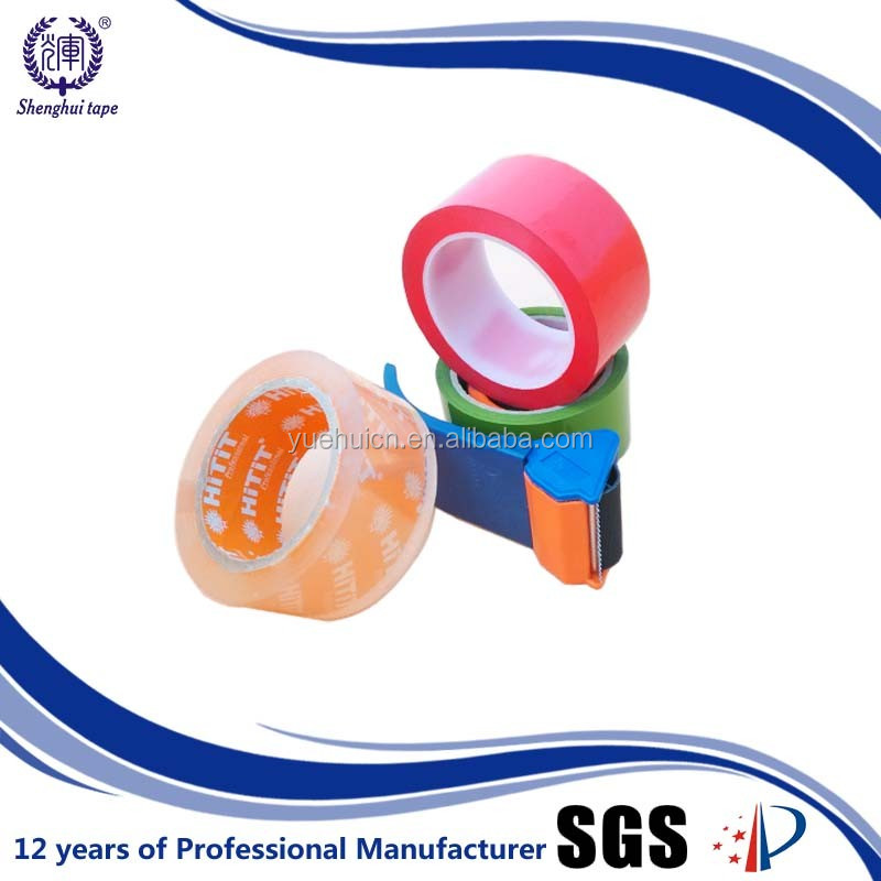 Free Samples High Quality Bopp Adhesive Packing,Sealing Tape