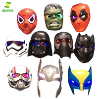 High Quality Full Face Mask Halloween Cosplay Party Decor Hockey Festival Party Halloween Masquerade Mask