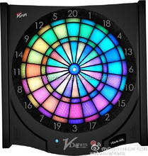 first online LED light kids dart board indoor amusement bar game holiday gift celebrations product VDarts H2L Global Online