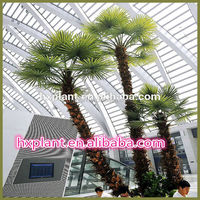 wholesale large artificial tree artificial palm tree for garden decoration