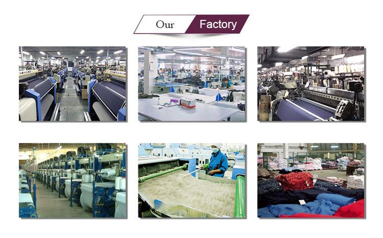 Fornecedor fábrica de Camisas T Popeline de Algodão Tecido Estampado