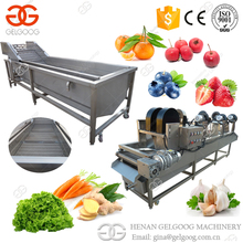 Hot Sale Commercial Blueberry Mango Carrot Tomato Date Apple Washing Machine
