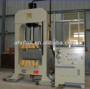 H Frame Hydraulic Deep Drawing Press 10 tons