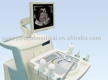 SW-US60 LIVE 4D usg machine fluoroscopy Diagnostic b ultrasound scanner doppler ultrasound scanner