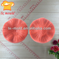 Plant leaf mould new style hot sale chocolate silicon mold fondant Cake decoration mold