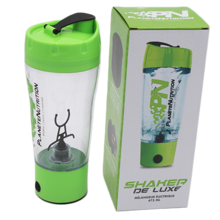 2016 Fashion Shaker Electronic Smart Shaker,Vortex Water Bottle,Electric Powder Shaker