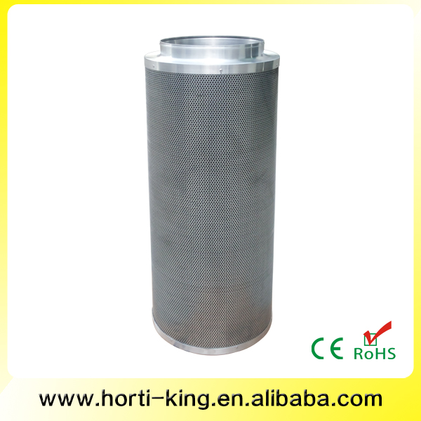 diy granular activated carbon filter air purifier