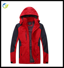 customized jogging wear waterproof outdoor camping cloth windproof sport jacket