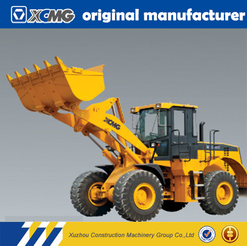 XCMG Official Manufacturer WL60GU garden tractor with front wheel loader