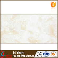 Fashion best quality Cambodia ceramic wall tile 30x60 decorative glossy glazed tile