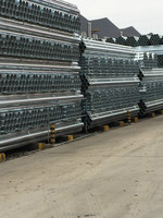 galvanized fence posts