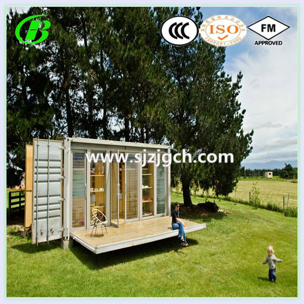 Flat Pack Container House for store