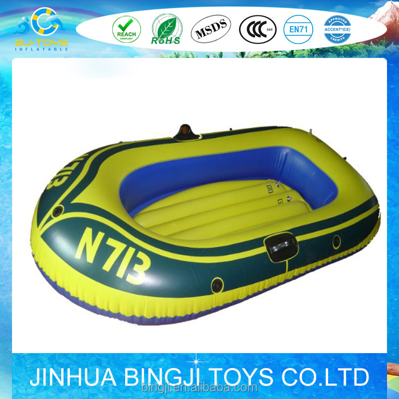 cheap inflatable boat pvc water sport equipment