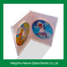 Hangzhou Nature CD DVD Disc Duplication with CD Case