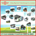 City Bus Assembling Line By SKD