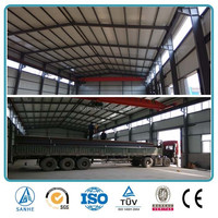China free design prefabricated steel structure workshop/warehouse