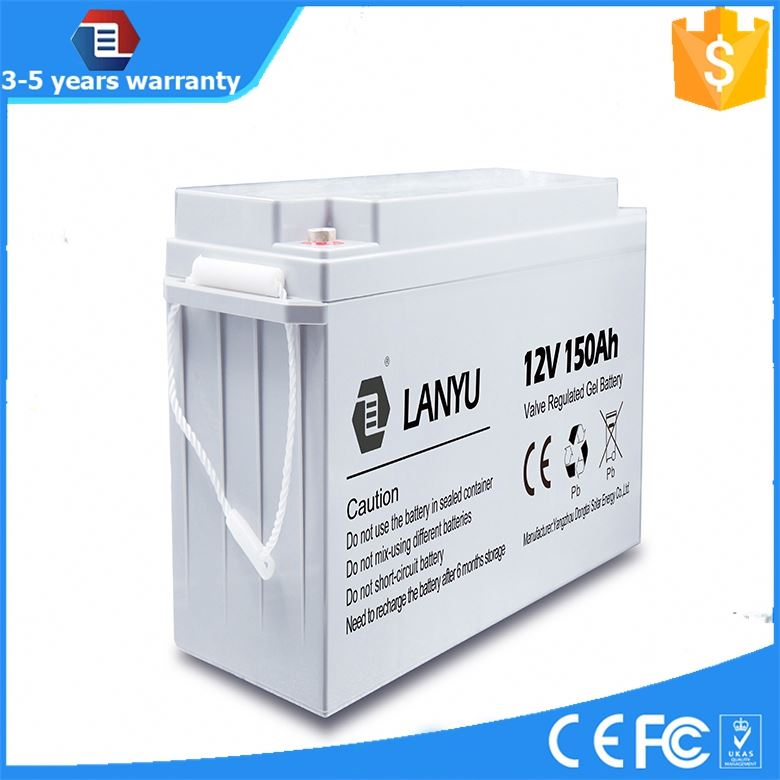 Price of lead acid battery inverter battery 12V150