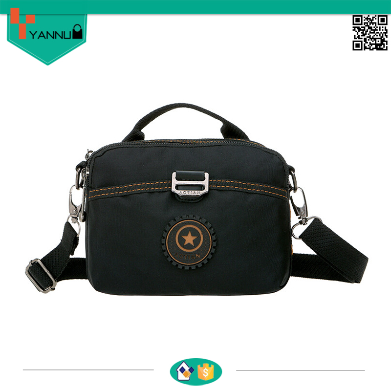 high quality waterproof durable fashion side bags for men small outdoor leisure handbag waist bag