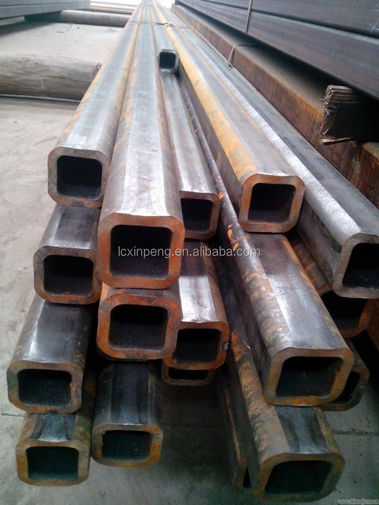 Manufacture supply small size rectangle and square hollow section mile seamless steel pipe