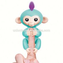 Handmade Blue 2017 toy fancy monkey as gifts