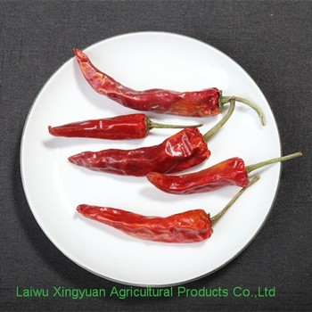 2017 new products high quality natural organic China spice Fujian king chili